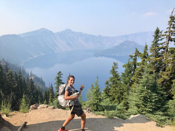 13 aout km2932 **Seiad Valley – Crater Lake**