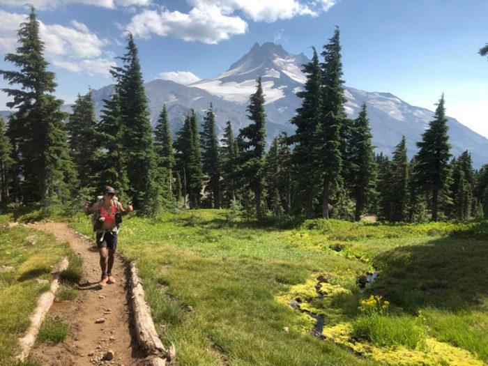20 août km3000 **Crater Lake – Three sisters Wilderness – Mont Jefferson Wilderness**